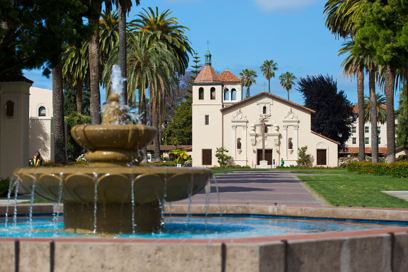 Fountain _ Mission Church